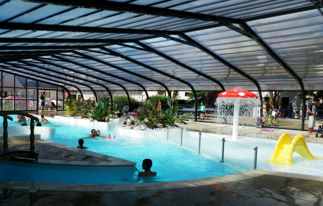 La pommeraie del oc an airotel for Camping la piscine bretagne