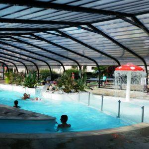 Pommeraie de l Ocean - piscine couverte