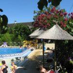 camping avec parc aquatique en corrèze