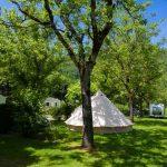 camping nature 4 étoiles - au soleil d'oc